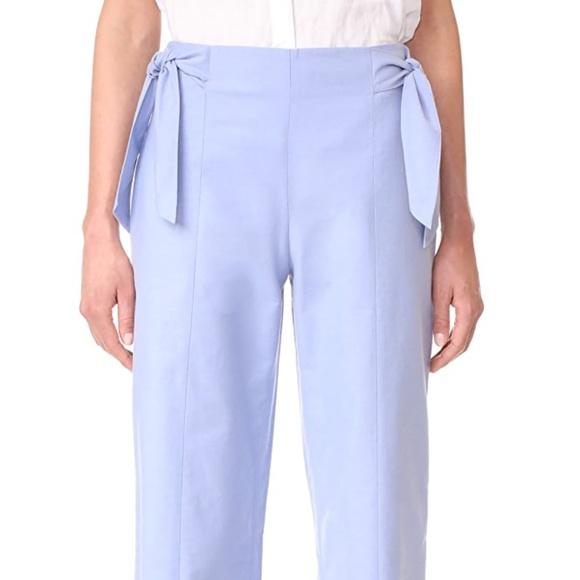 Club Monaco Ploye Pants, Raj Blue, Size 4